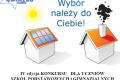 """Konkurs """"Odnawialne źródła energii wokół nas"""""""